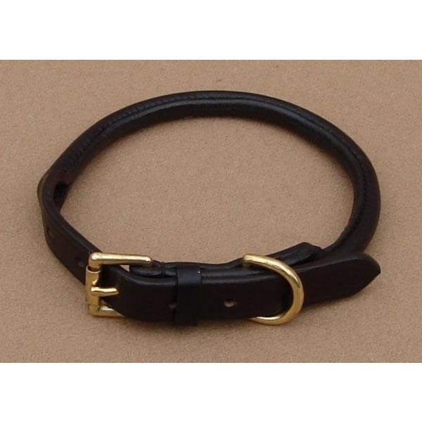 Rolled Nylon Dog Collar Uk