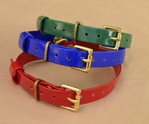 Biothane Collars